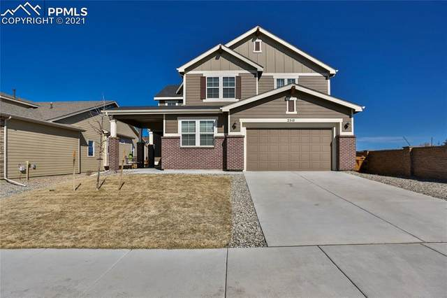2510 Lake Of The Rockies Drive, Monument, CO 80132 (#5884914) :: The Gold Medal Team with RE/MAX Properties, Inc