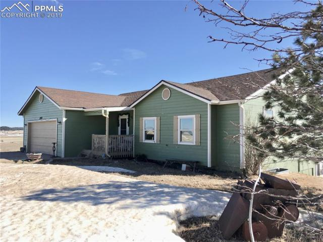 13415 Mccune Road, Elbert, CO 80106 (#5887079) :: The Hunstiger Team