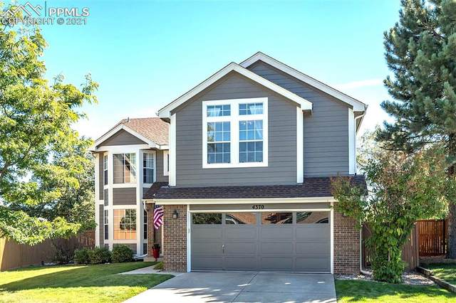 4370 W Old Windmill Way, Castle Rock, CO 80109 (#5887745) :: Tommy Daly Home Team
