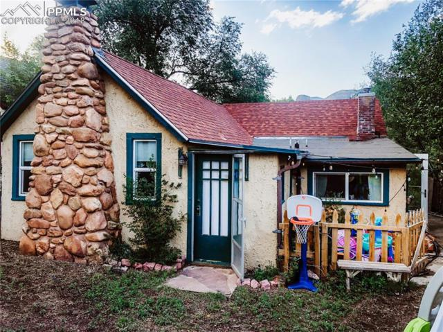 5 Ute Trail, Manitou Springs, CO 80829 (#5888530) :: CENTURY 21 Curbow Realty