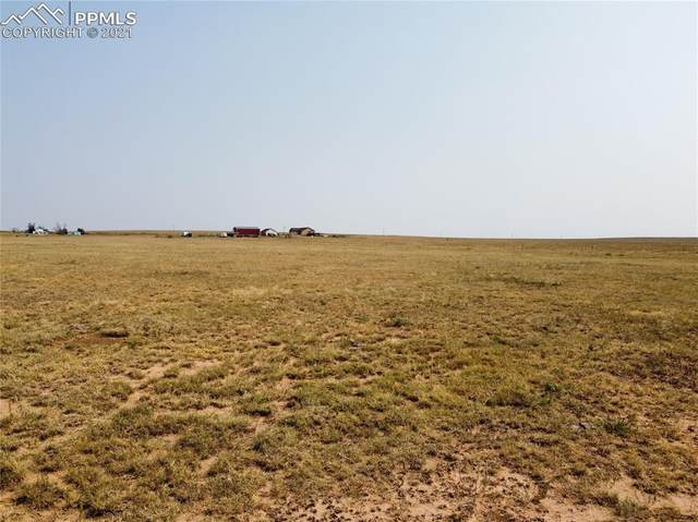 0000 Gieck Road, Rush, CO 80833 (#5889903) :: Action Team Realty
