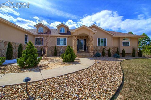 990 Glade Gulch Road, Castle Rock, CO 80104 (#5892756) :: Action Team Realty