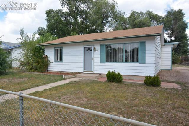 1224 Pando Avenue, Colorado Springs, CO 80905 (#5897959) :: The Treasure Davis Team