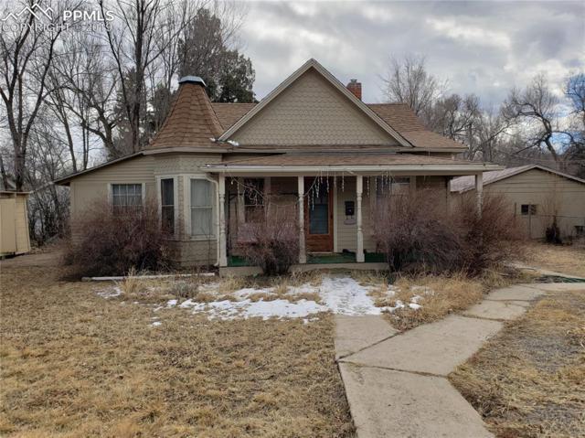 1105 E Boulder Street, Colorado Springs, CO 80903 (#5898679) :: The Kibler Group