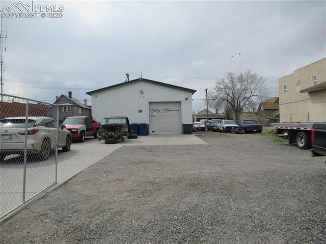 1321 E Abriendo Avenue, Pueblo, CO 81004 (#5899221) :: The Kibler Group