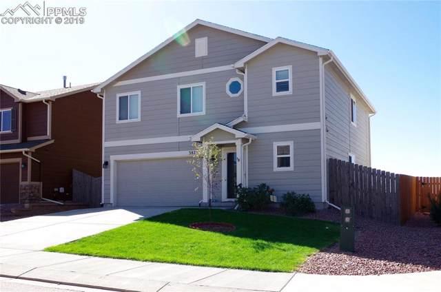 3875 Reindeer Circle, Colorado Springs, CO 80922 (#5900200) :: The Daniels Team