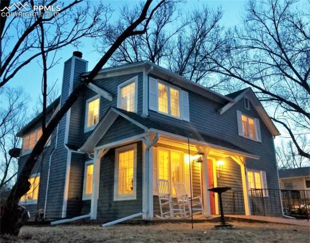 419 W Van Buren Street, Colorado Springs, CO 80907 (#5900416) :: The Kibler Group