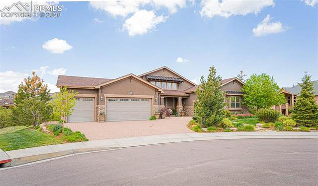 1724 Valley Stream Court, Colorado Springs, CO 80921 (#5900845) :: The Daniels Team