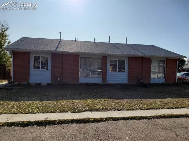 353 & 355 S Fairway Street, Colorado Springs, CO 80906 (#5902013) :: CC Signature Group