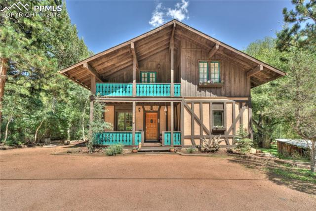 10300 Ute Pass Avenue, Green Mountain Falls, CO 80819 (#5904067) :: Action Team Realty