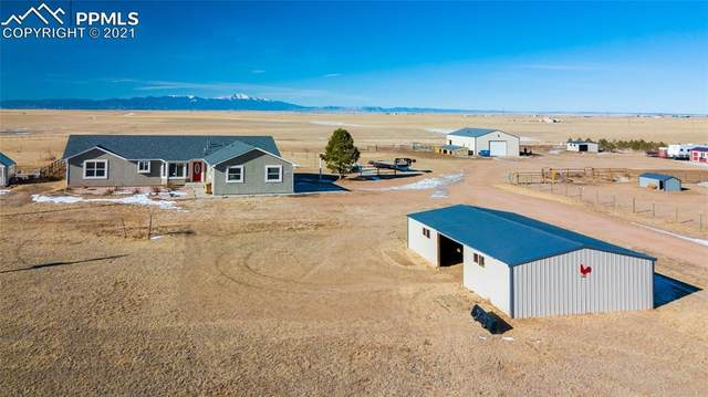 1940 Awesome View, Yoder, CO 80864 (#5905436) :: Finch & Gable Real Estate Co.