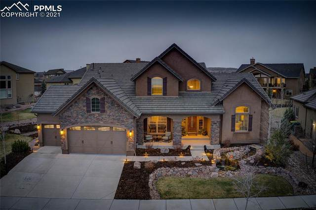 13265 Lions Peak Way, Colorado Springs, CO 80921 (#5906181) :: The Gold Medal Team with RE/MAX Properties, Inc