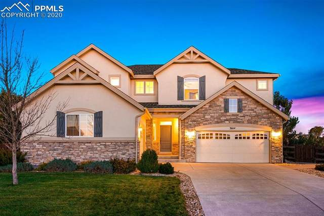 3614 Crosshaven Court, Castle Rock, CO 80104 (#5907340) :: Tommy Daly Home Team