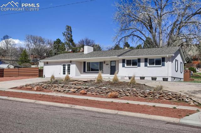 703 Castle Road, Colorado Springs, CO 80904 (#5909248) :: Tommy Daly Home Team