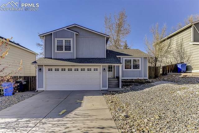 7535 Churchwood Circle, Colorado Springs, CO 80918 (#5909693) :: The Kibler Group