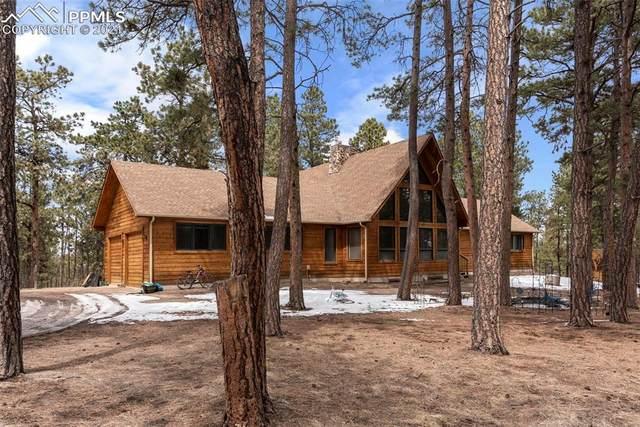 17275 E Goshawk Road, Colorado Springs, CO 80908 (#5910378) :: The Artisan Group at Keller Williams Premier Realty