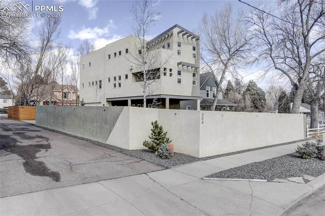 304 Cheyenne Boulevard, Colorado Springs, CO 80905 (#5910993) :: The Treasure Davis Team