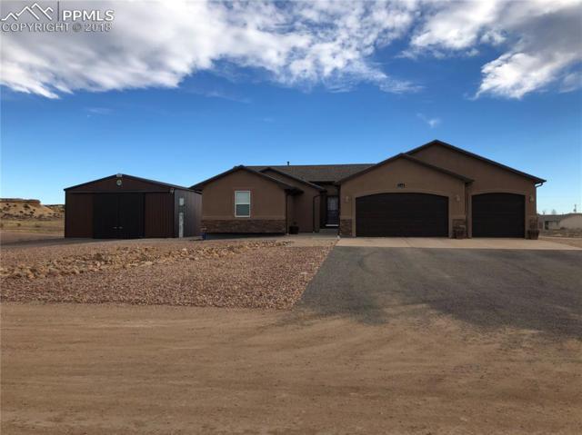 1264 E Mcauliffe Lane, Pueblo West, CO 81007 (#5913456) :: CENTURY 21 Curbow Realty