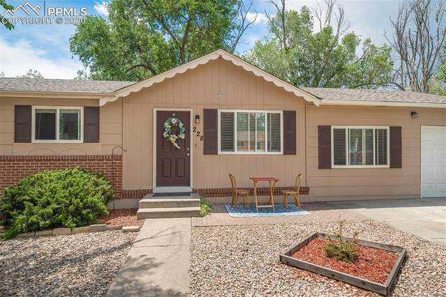 228 Longfellow Drive, Colorado Springs, CO 80910 (#5916365) :: Fisk Team, RE/MAX Properties, Inc.