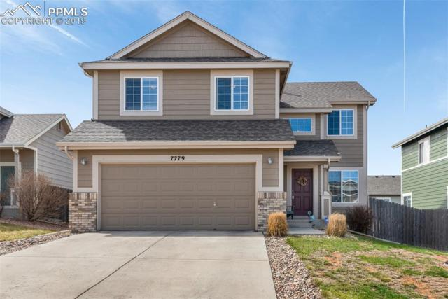 7779 Mountain Laurel Drive, Colorado Springs, CO 80922 (#5920445) :: Tommy Daly Home Team