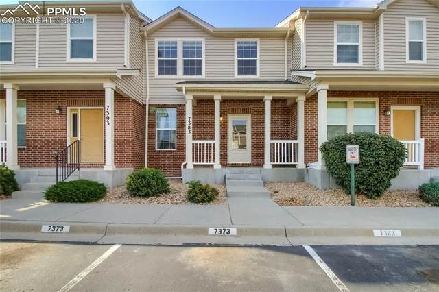 7383 Little Jimmy Grove, Fountain, CO 80817 (#5921816) :: Tommy Daly Home Team