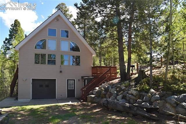 85 May Queen Circle, Cripple Creek, CO 80813 (#5922602) :: Finch & Gable Real Estate Co.