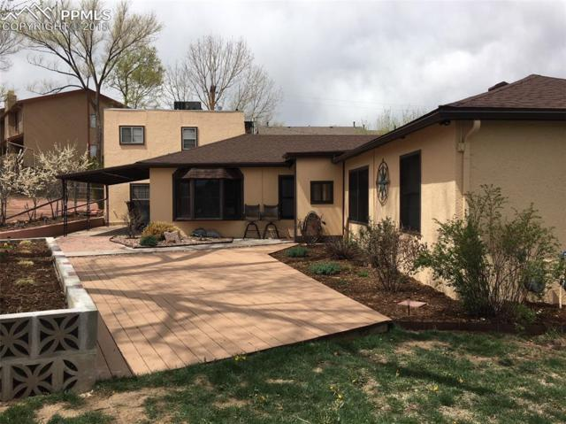 36 E Old Broadmoor Road, Colorado Springs, CO 80906 (#5924279) :: Venterra Real Estate LLC