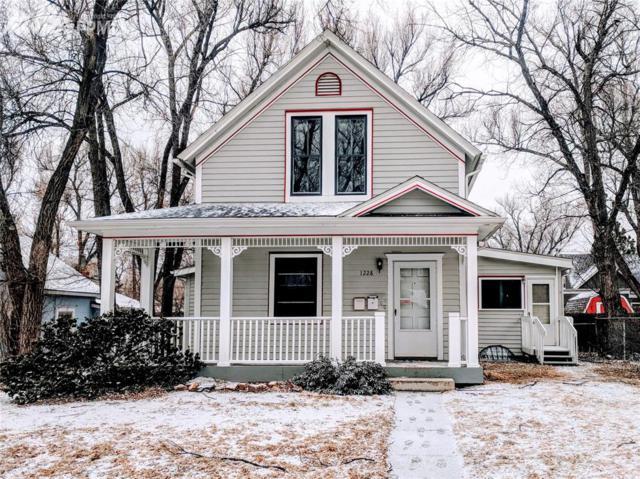 1228 N El Paso Street, Colorado Springs, CO 80903 (#5926820) :: Colorado Home Finder Realty