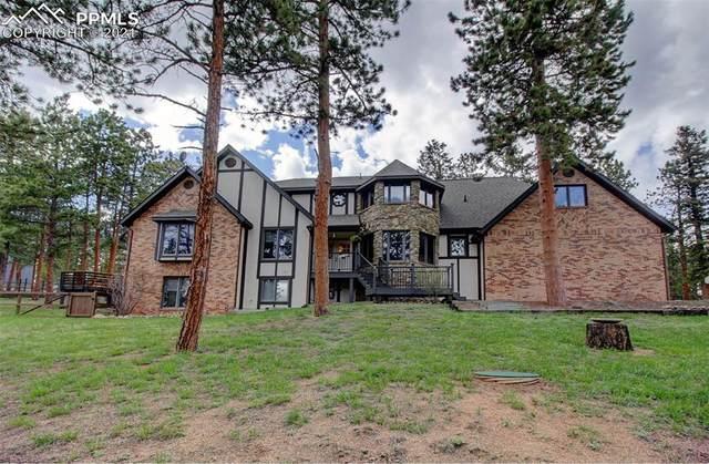 249 Woodside Drive, Pine, CO 80470 (#5927293) :: Finch & Gable Real Estate Co.