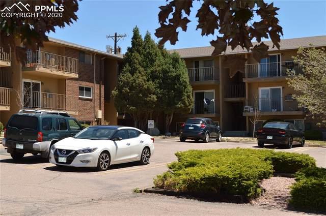 3010 E Bijou Street 5A, Colorado Springs, CO 80909 (#5928944) :: Fisk Team, RE/MAX Properties, Inc.