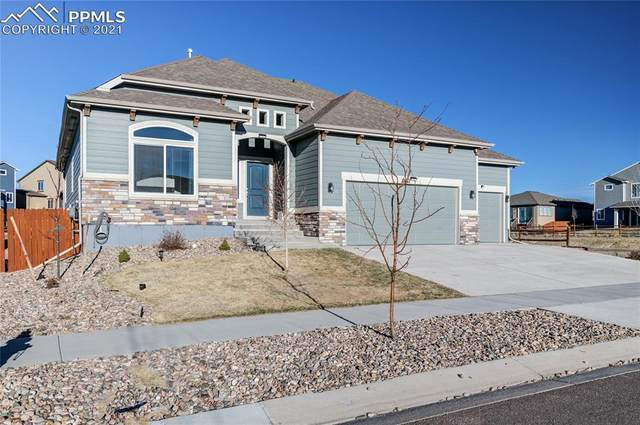 10812 Shavano Peak Court, Peyton, CO 80831 (#5929364) :: Tommy Daly Home Team