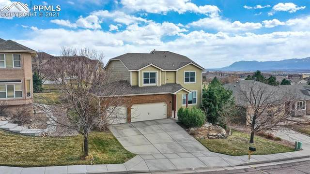 12147 Mount Baldy Drive, Colorado Springs, CO 80921 (#5930789) :: Fisk Team, RE/MAX Properties, Inc.