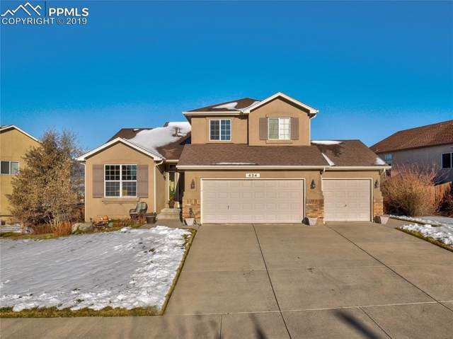 434 All Sky Drive, Colorado Springs, CO 80921 (#5931386) :: The Kibler Group