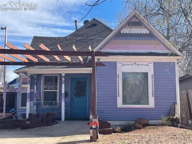 2316 W Willamette Avenue, Colorado Springs, CO 80904 (#5933629) :: Venterra Real Estate LLC