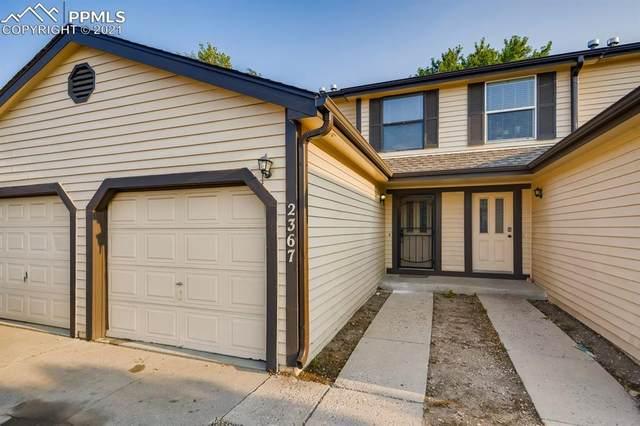 2367 Lexington Village Lane, Colorado Springs, CO 80916 (#5938073) :: Tommy Daly Home Team