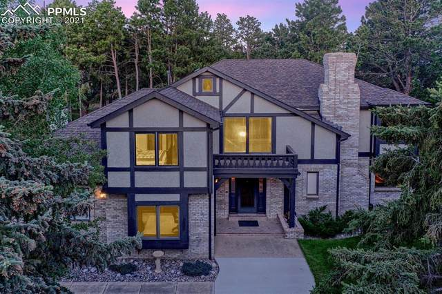 19505 Misty Morning Drive, Monument, CO 80132 (#5939732) :: The Treasure Davis Team | eXp Realty