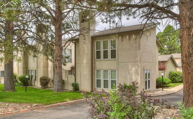 3330 Templeton Gap Road #58, Colorado Springs, CO 80907 (#5940372) :: The Treasure Davis Team   eXp Realty