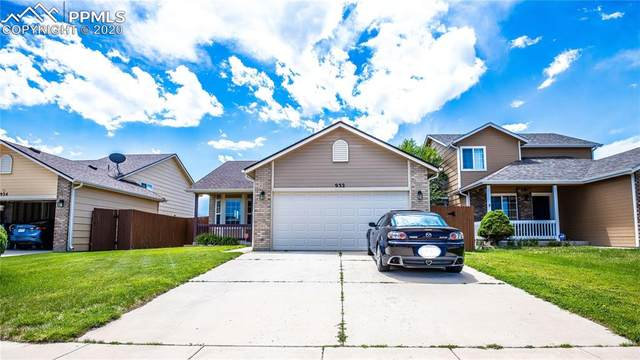 932 Red Brooke Drive, Colorado Springs, CO 80911 (#5949724) :: Tommy Daly Home Team