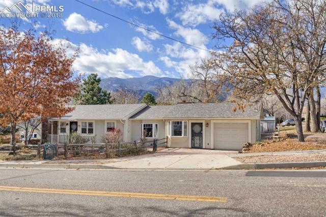 308 N 21st Street, Colorado Springs, CO 80904 (#5949843) :: The Peak Properties Group