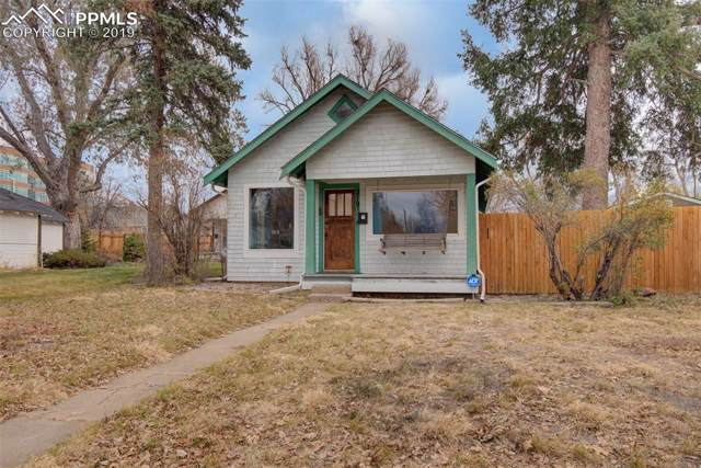 319 N Foote Avenue, Colorado Springs, CO 80909 (#5950658) :: The Kibler Group