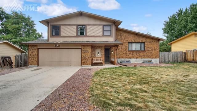 650 Silver Spring Circle, Colorado Springs, CO 80919 (#5950755) :: 8z Real Estate