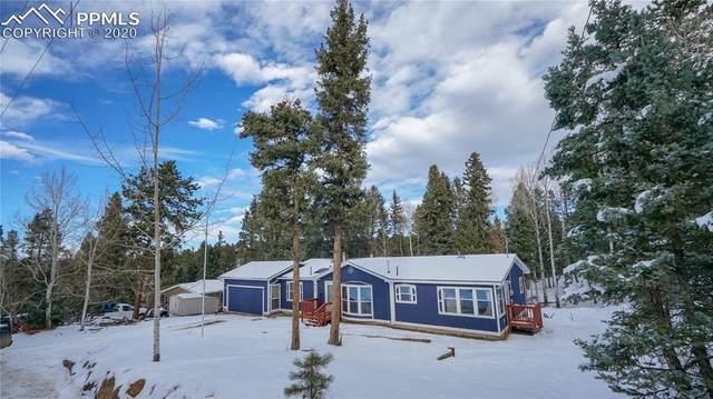 419 Donzi Trail, Florissant, CO 80816 (#5950965) :: The Treasure Davis Team