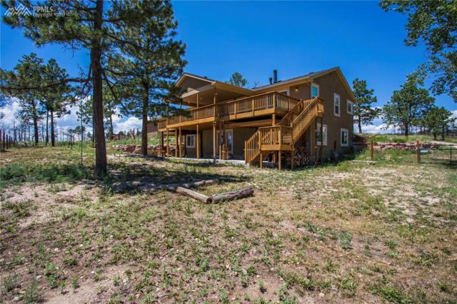 13645 Wildoak Drive, Colorado Springs, CO 80908 (#5951052) :: The Hunstiger Team