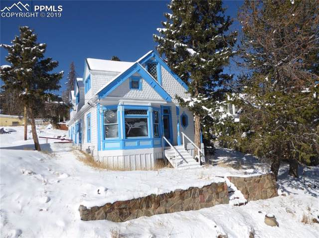 109 Prospect Street, Cripple Creek, CO 80813 (#5953903) :: The Treasure Davis Team