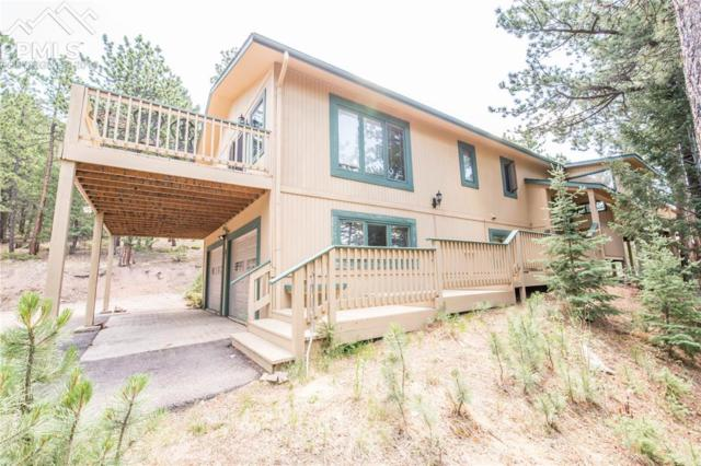 1150 Forest Hill Place, Woodland Park, CO 80863 (#5956495) :: The Peak Properties Group