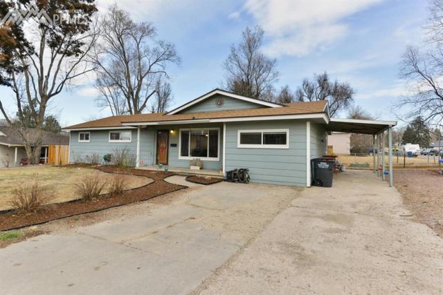 304 Norman Drive, Colorado Springs, CO 80911 (#5958438) :: RE/MAX Advantage