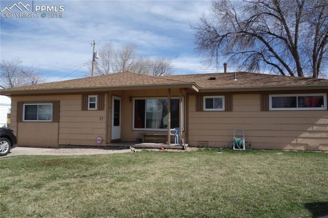 77 Davie Drive, Colorado Springs, CO 80911 (#5959656) :: Venterra Real Estate LLC