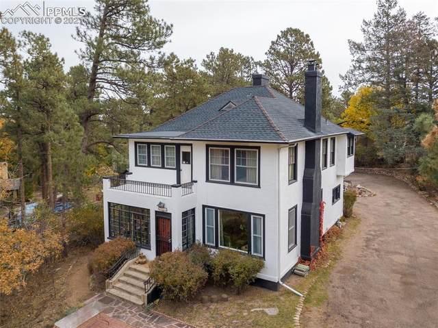 2000 Mesa Avenue, Colorado Springs, CO 80906 (#5961632) :: The Kibler Group