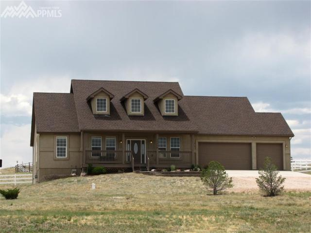 12370 N Conestoga Trail, Elbert, CO 80106 (#5962736) :: The Peak Properties Group