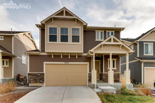 8335 Mahogany Wood Court, Colorado Springs, CO 80927 (#5965095) :: The Peak Properties Group